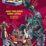2000AD comic-book artist Simon Jacob interviewed (video).