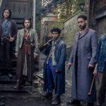 The Irregulars (new Netflix Sherlock-Lovecraft mashup TV series).
