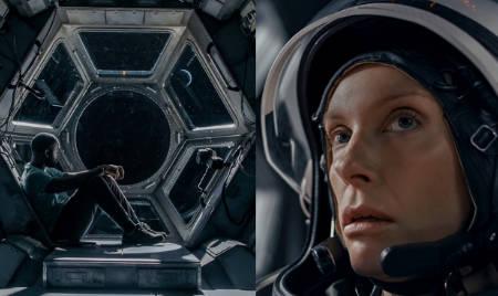 Stowaway (new Netflix scifi movie: trailer).