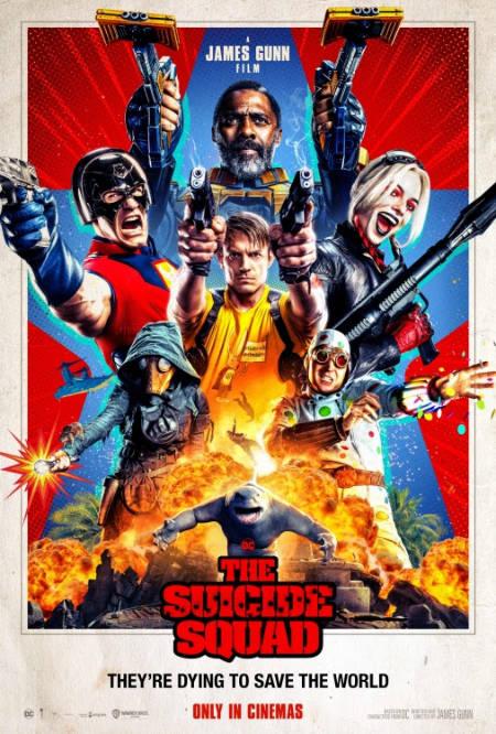 The Suicide Squad (2021) (James Gunn superhero movie: trailer).