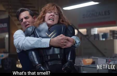 Thunder Force (Netflix comedy superhero movie: trailer).