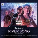 Doctor Who: The Diary Of River Song Series 01 by Jenny T Colgan, Matt Fitton, James Goss and Justin Richards (CD review).
