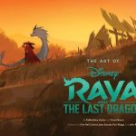 The Art Of Disney: Raya And The Last Dragon by Kalikolehua Hurley and Osnat Shurer  (book review)