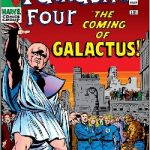 The Galactus Trilogy: a comic-book retrospective (video).
