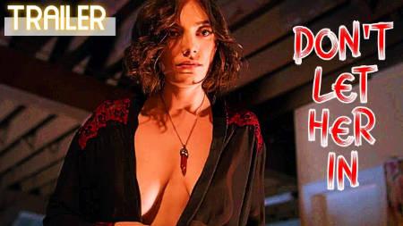 Don't Let Her In (vampire horror movie: trailer).