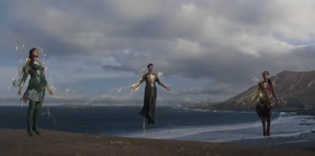 Eternals: Marvel superhero movie (first trailer).
