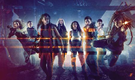 Intergalactic (scifi TV series: trailer).