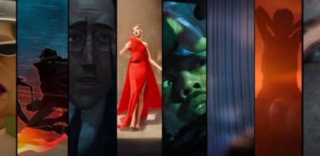 Love, Death + Robots Volume 2 (Netflix animated scifi film: trailer).