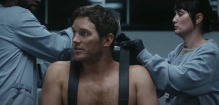 The Tomorrow War (Chris Pratt's new Amazon Prime scifi film: trailer).