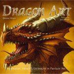 Dragon Art by Graeme Aymer  (book review)
