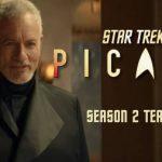 Star Trek: Picard teaser trailer for second season.