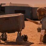 Settlers (scifi film: trailer).